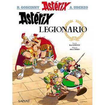 Asterix 10 legionario