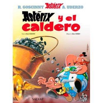 Asterix 13 y el caldero