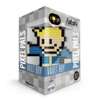 Figura Pixel Pals Fallout - Vault boy 8 bits