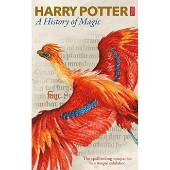 Harry potter a history of magic-blo