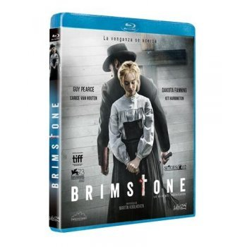 Brimstone. La hija del predicador (Blu-Ray)