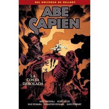 Abe Sapien 08. La Costa Desolada