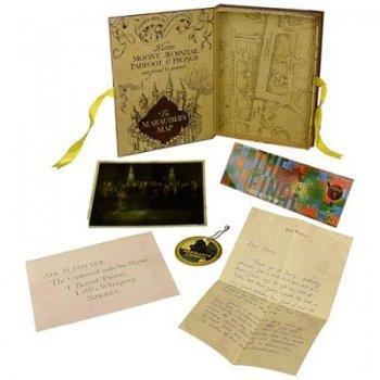 Caja de artefactos Harry Potter