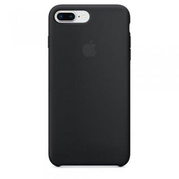 Funda Apple Silicone Case Negro para iPhone 7 Plus/8 Plus