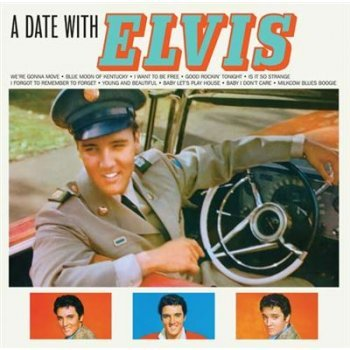 A Date With Elvis + Elvis Is Back