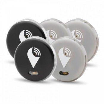 Localizador Bluetooth TrackR Pixel ? Pack 5 uds