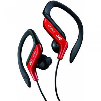 Auricular deportivo JVC HAEB75 rojo