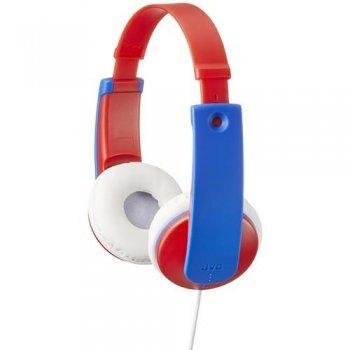Auriculares JVC Tinyphones HA-KD7 Rojo-Azul