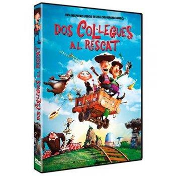DVD-DOS COLEGAS AL RESCATE (CATALAN