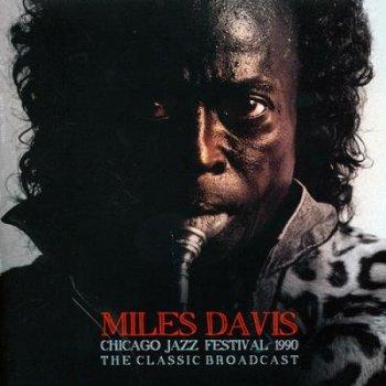 Lp-chicago jazz fest 1990-miles dav