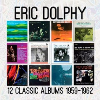 12 clasalbums 1959-62-eric dolphy (