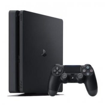 Consola PS4 Slim 500GB Negro