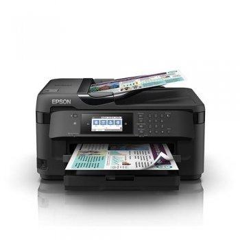 Impresora Epson Workforce WF-7710DWF Negro
