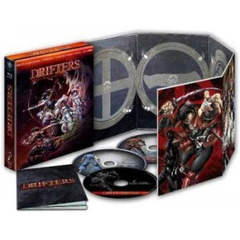BLR-PACK DRIFTERS (ED. COLECCIONIST