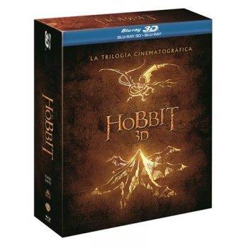 Pack Trilogía El Hobbit - Blu-Ray + 3DP