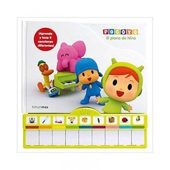 Pocoyo-el piano de nina