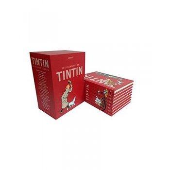 Tintin box -cat-8 volums obra compl