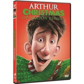 Arthur Christmas Operación regalo (Ed. Big Face)