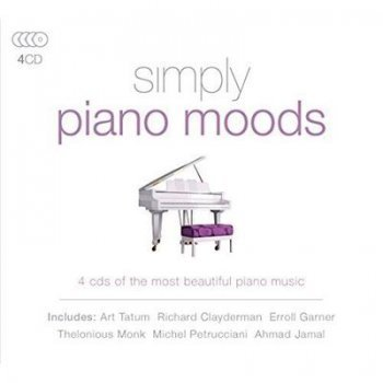 Simply piano moods (4cd)