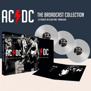 Lp-the acdc broadcast collection (3