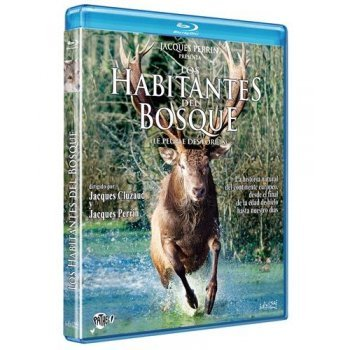 Los habitantes del bosque - Miniserie (Blu-Ray)