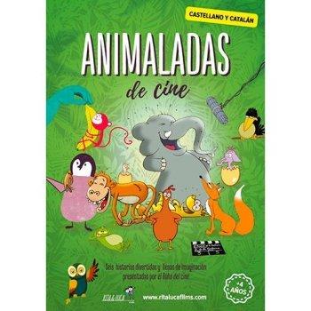 Animaladas de cine - DVD
