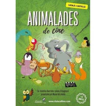 DVD-ANIMALADES DE CINE (CATALAN)
