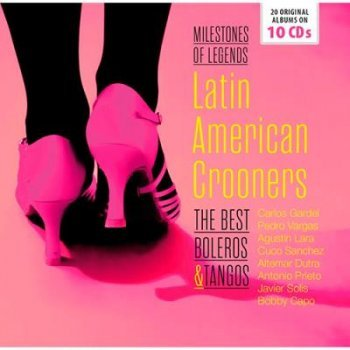 Box-latin america crooners (10cd)