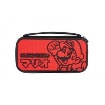 Funda Deluxe Super Mario Kana Edition Nintendo Switch