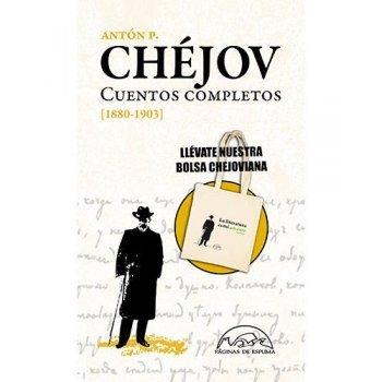 Estuche Chéjov - Cuentos Completos (4 Vol.)