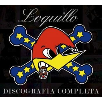 Box Loquillo. Discografía completa (11 CD)