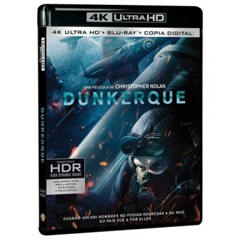 Dunkerque (UHD + Blu-Ray)