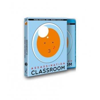 Assassination Classroom (Temporada 1 Parte 2) (Blu-Ray)