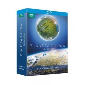 Planeta Tierra. La colección (Blu-Ray)