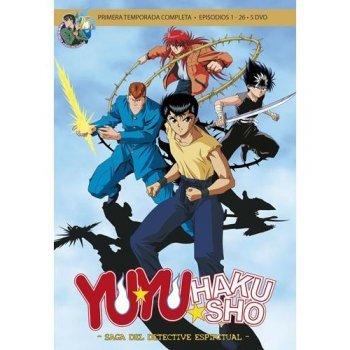 Box 1 Yu Yu Hakusho (Temporada 1 - Ep. 1 a 28) - DVD
