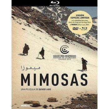 Mimosas  Ed especial - Blu-ray + DVD