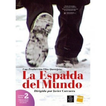 La espalda del mundo (DVD + CD B.S.O.) - Exclusiva Fnac - DVD