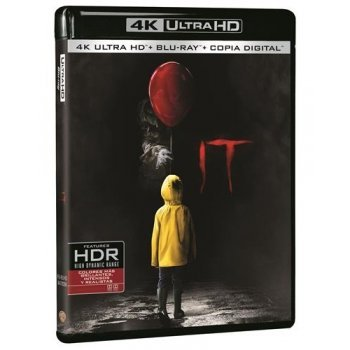 It (2017) (UHD + Blu-Ray)