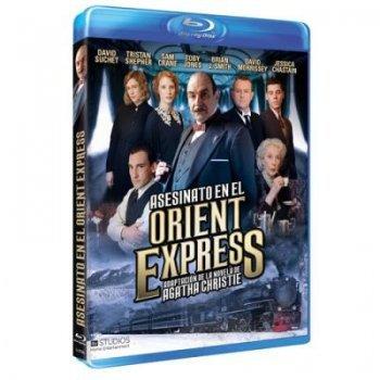 Asesinato en el Orient Express - Miniserie (Blu-Ray)