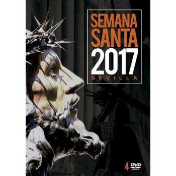 Semana Santa en Sevilla 2017 Vol. 1 y 2 (4 DVD)