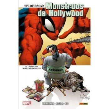 100% Marvel HC. Spiderman: Monstruos de Hollywood. El caso de los hermanos Rothstein