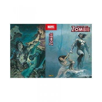 Tales of the zombie-marvel limited