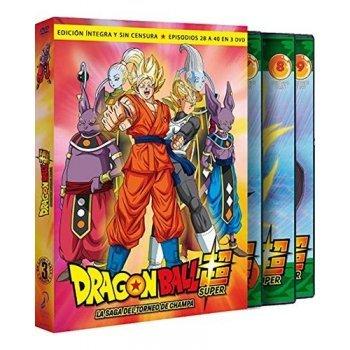 Dragon Ball Super - Box 3 - DVD