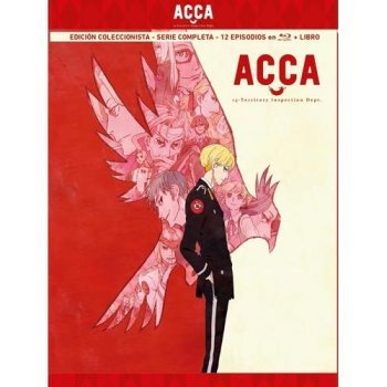 Acca 13 - Ep. 1 a 12  Blu-Ray