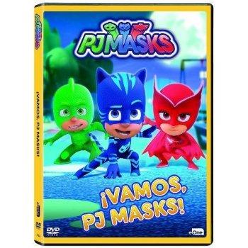 ¡Vamos, Pj Masks!  - DVD