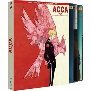 Acca 13 - Ep 1-12 - DVD