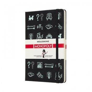 Libreta monopoly iconos lg raya