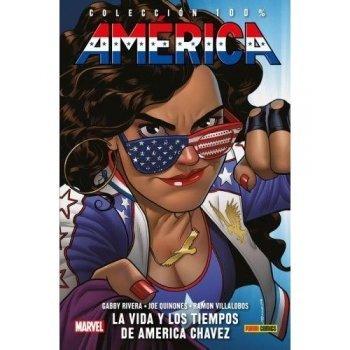 100% Marvel HC. América   1