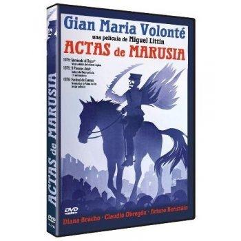 Actas de Marusia - DVD