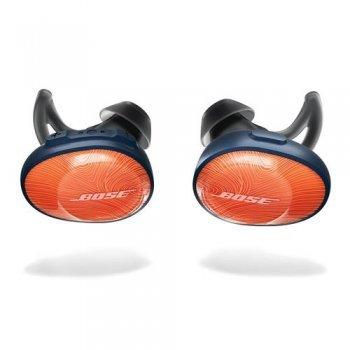 Auriculares Bluetooth Bose SoundSport Free Naranja